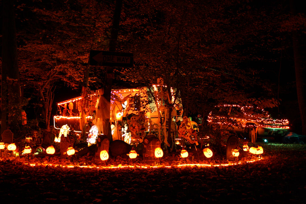 Ringing Rocks Family Campground  Photo Galle ~ 161501_Halloween Decorating Ideas Campground